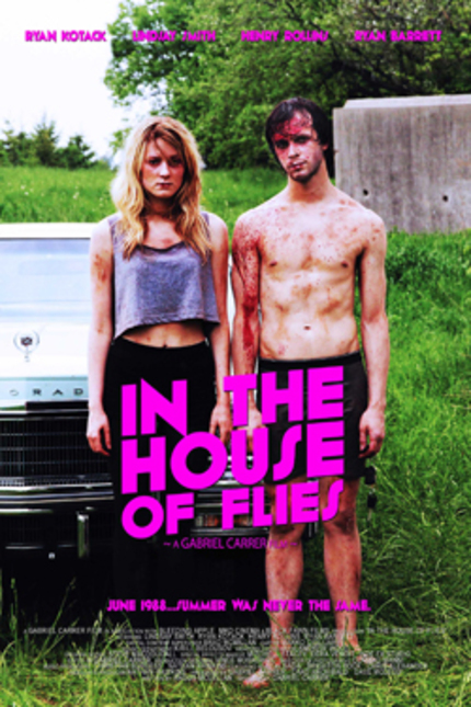 ScreenAnarchy Exclusive: First Clip From Canadian Psychological Thriller IN THE HOUSE OF FLIES!