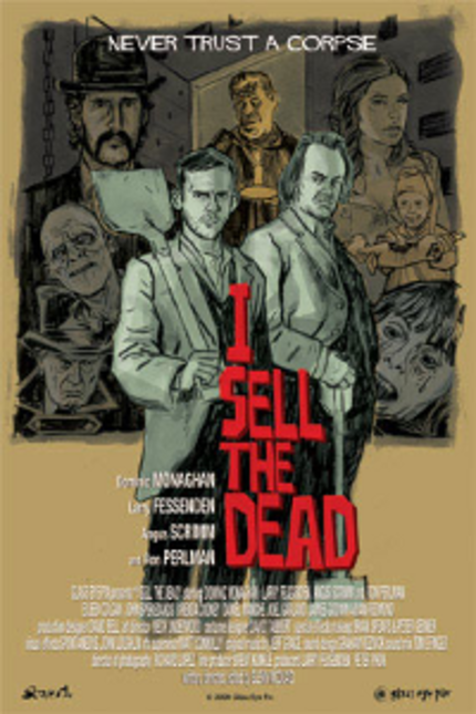 TAD2008: I Sell The Dead