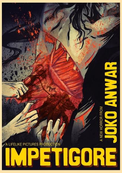 Exclusive Poster Art For Joko Anwar's IMPETIGORE