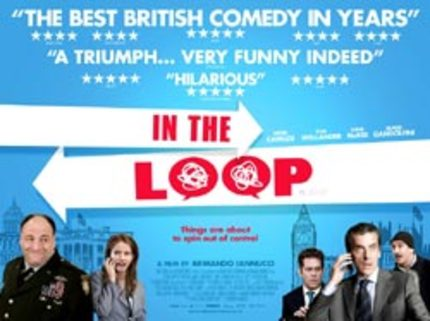 Deleted Scene From Armando Iannucci's IN THE LOOP!  *UPDATED*