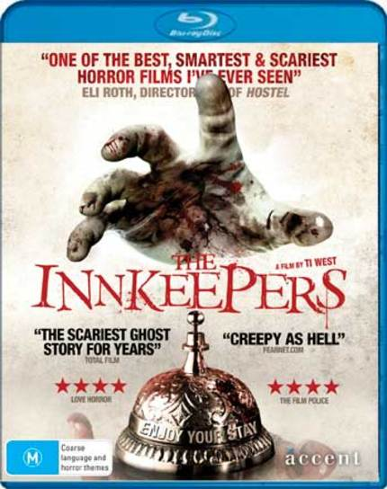 COMPETITION: Win An INNKEEPERS Horror Prize Pack! (Australia Only)