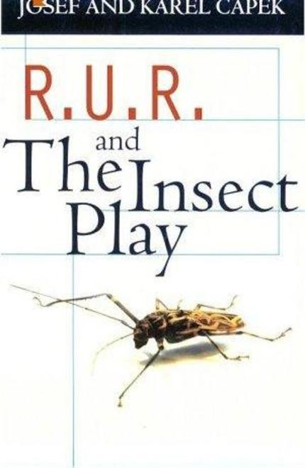 Svankmajer Adapting Karel Capek's THE INSECT PLAY