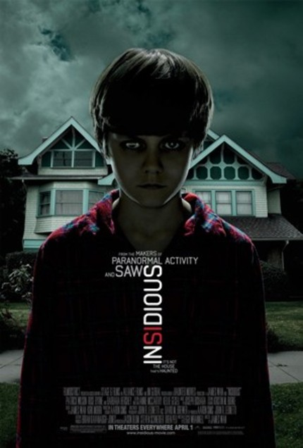INSIDIOUS Sequel In The Works. Scare Everyone. Surprises No One.