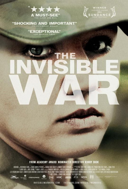 Rape as Occupational Hazard: THE INVISIBLE WAR Director Kirby Dick on Exposing the U.S. Military's Shameful Cover-up