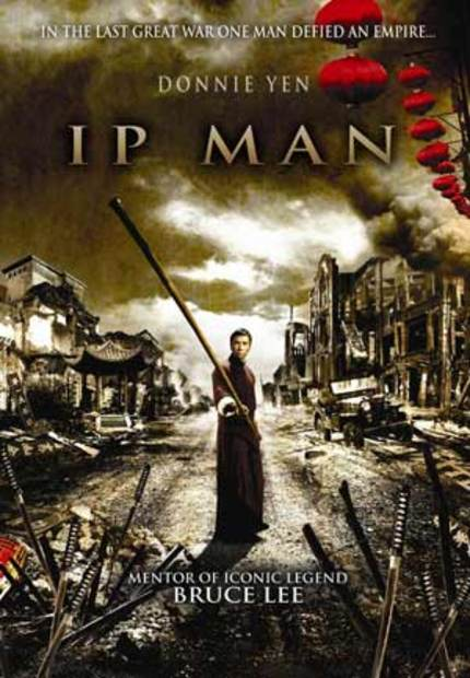US Trailer for IP MAN