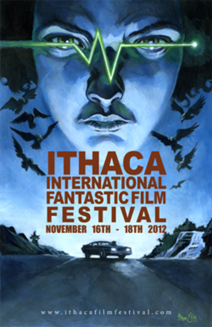 Ithaca International Fantastic Film Festival Unveals Lineup!