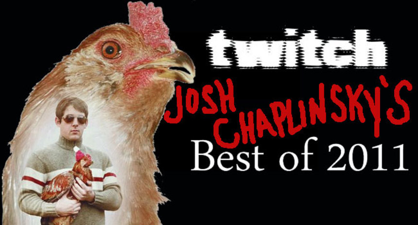 Joshua Chaplinsky Adds To The Glut of 2011 Top 10 Lists