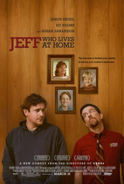 Jason Segel And Ed Helms In The Trailer For The Duplass Brothers' JEFF, WHO LIVES AT HOME