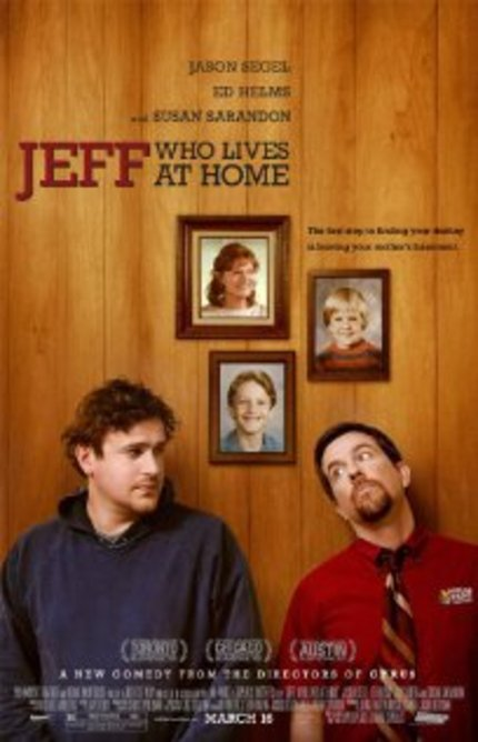 JEFF, WHO LIVES AT HOME Review