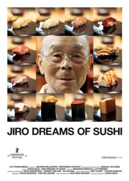 SFF 2011 Day 9 - Trailer of the Day is JIRO DREAMS OF SUSHI