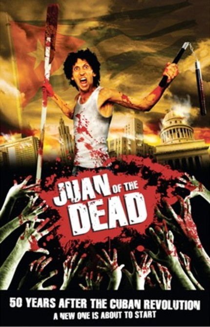 First Trailer For Cuban Zombie Comedy JUAN OF THE DEAD