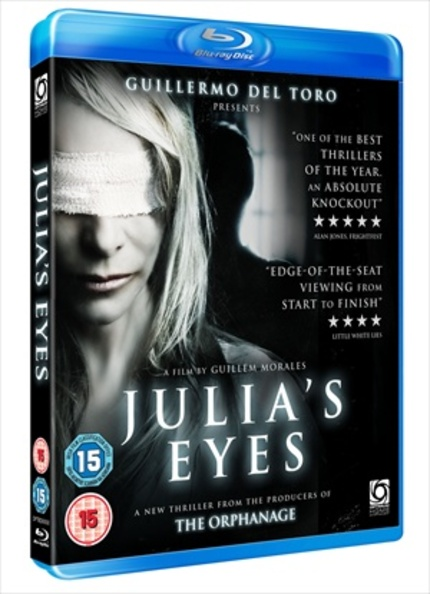 JULIA'S EYES Blu-ray Review