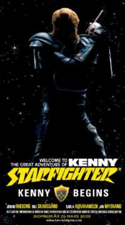 Sweden Has A SPACEBALLS To Call Their Own With KENNY BEGINS!