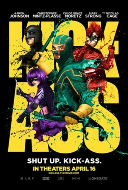 Millar's Crossing and the age of Hyper-Irony ...err...um...ah... Another Review of Kick-Ass