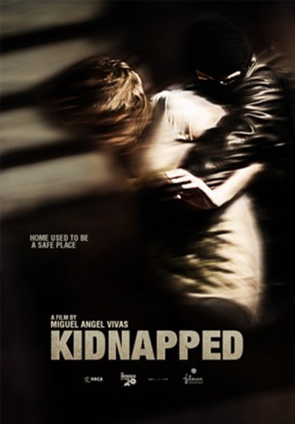 Intense Final Trailer For Miguel Angel Vivas' KIDNAPPED