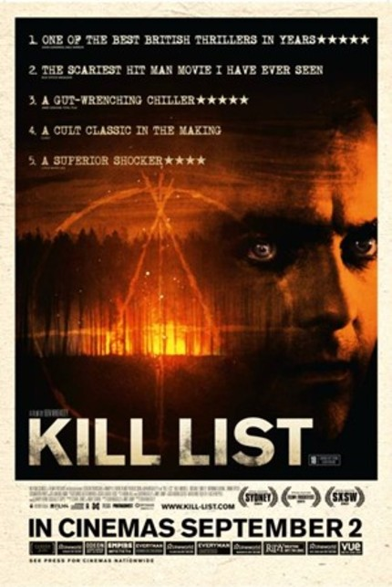US Trailer For Ben Wheatley's KILL LIST