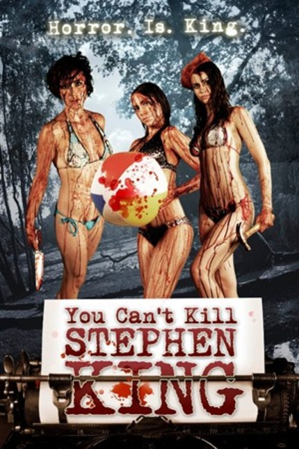 Remember Kids, YOU CAN'T KILL STEPHEN KING
