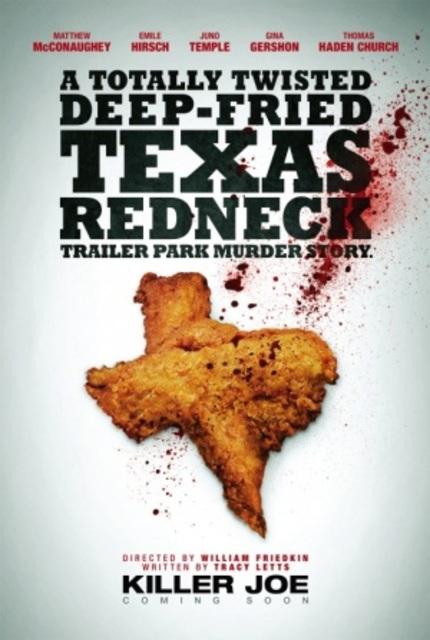 Weinberg on Film: KILLER JOE Emerges as Highly Original