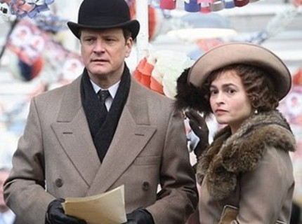 London 2010: THE KING'S SPEECH Review
