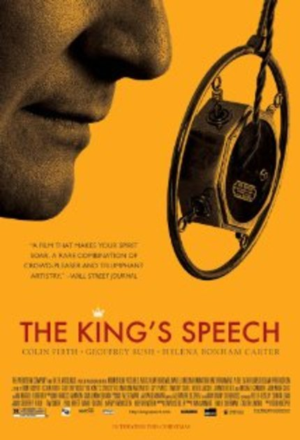 'The King's Speech' heard loud and clear at BAFTAs