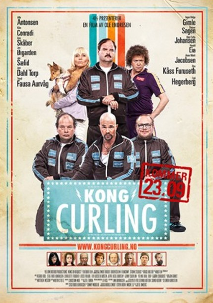 Nobody Slides A Rock Like THE KING OF CURLING! Now With English Subtitles!