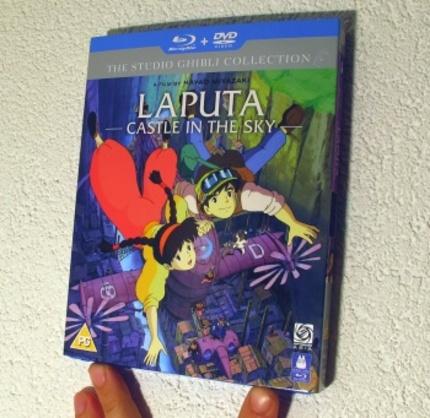 LAPUTA BluRay Review