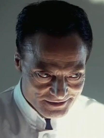 Dieter Laser Returns For THE HUMAN CENTIPEDE 3