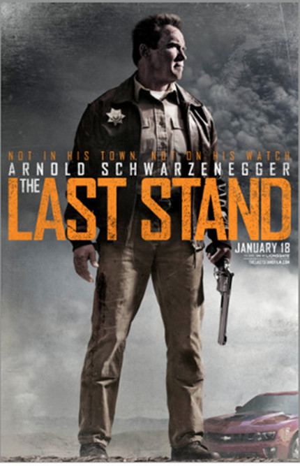"Arnold ""Knows What's Coming"" In The Trailer For THE LAST STAND"
