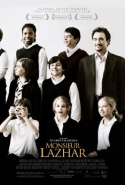 Review: MONSIEUR LAZHAR Teaches Gently and Bluntly