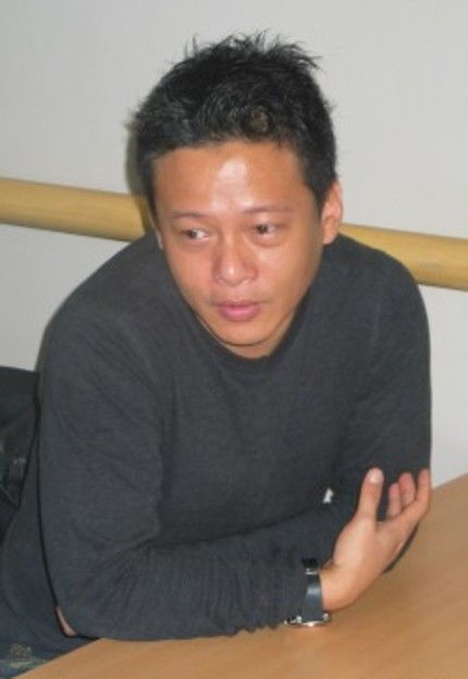 "IFFR 2008: Interview with ""Help Me, Eros"" actor / writer / director LEE KANG-SHENG"
