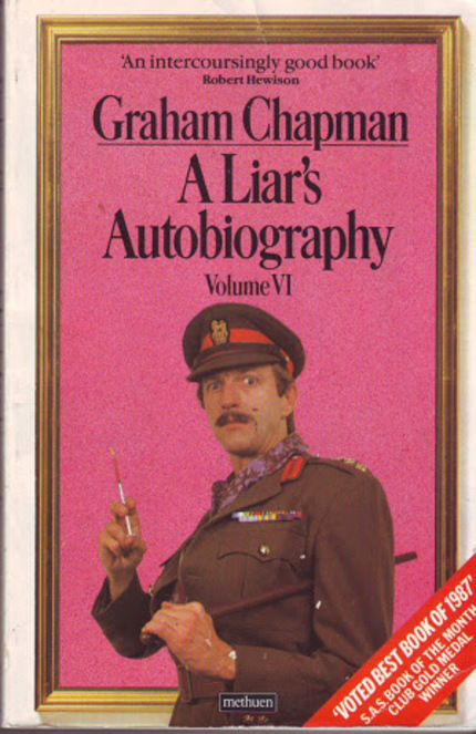 Monty Python's Graham Chapman Returns To Screens With First A LIAR'S AUTOBIOGRAPHY Trailer