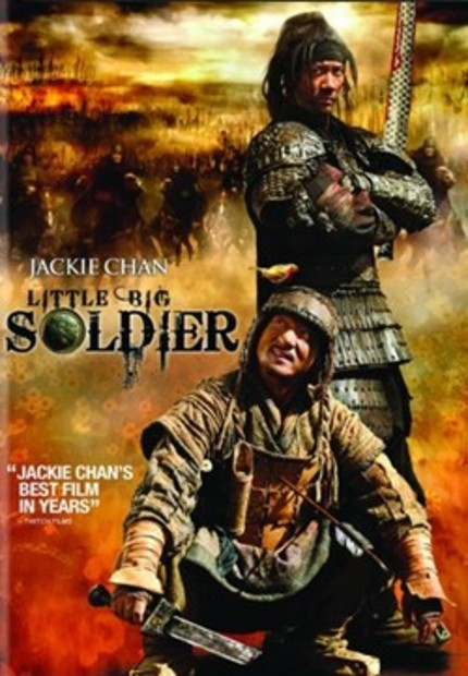 Epic Action Comedy In The US Trailer For Jackie Chan's LITTLE BIG SOLDIER