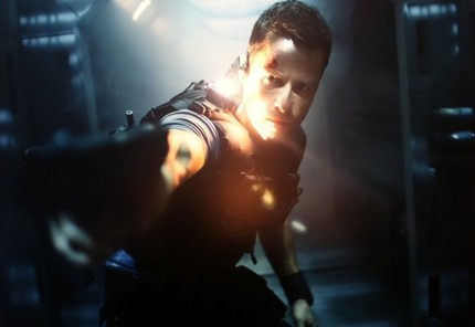 Watch The First Five Minutes For Sci-Fi Actioner LOCKOUT