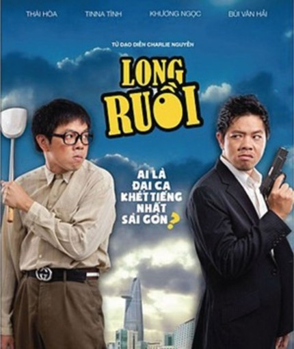 Vietnamese Gangster Comedy LONG RUOI (BIG BOSS) Smashes Local Box Office Records