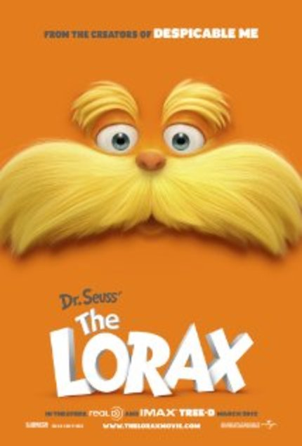 DR. SEUSS' THE LORAX Review
