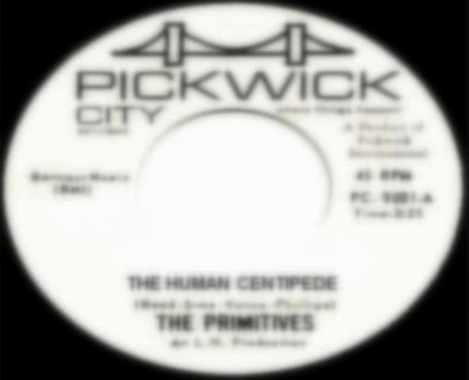 Lou Reed Exhorts You To 'Do The Centipede! The Human Centipede!'