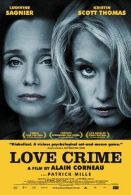 LOVE CRIME (Crime d'amour) Review