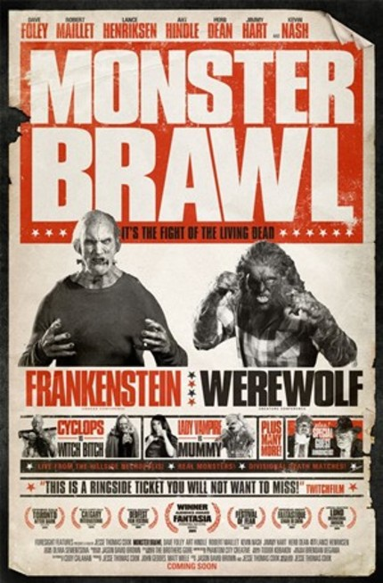 AFM 2011: MONSTER BRAWL And EXIT HUMANITY Land Multi-Territory Sales Deals