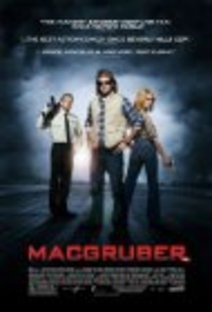 MACGRUBER review