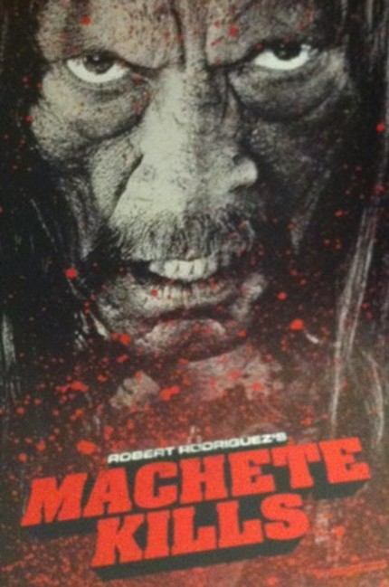 EFM 2012: MACHETE KILLS Promo Art