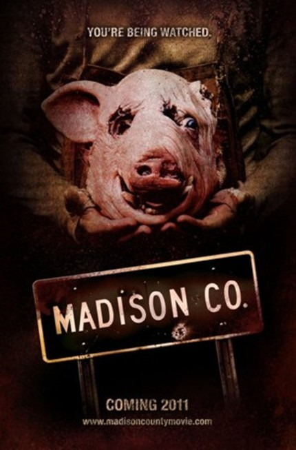 MADISON COUNTY Aims To Create A New Slasher Icon