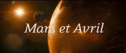 First Trailer For Canadian SciFi MARS ET AVRIL