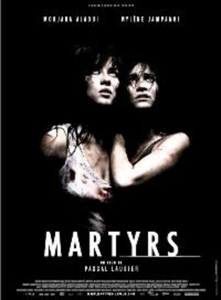 Pascal Laugier's MARTYRS Hit With 18+ Rating In France