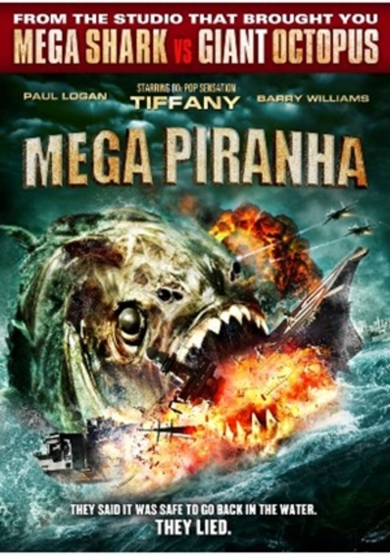 Hey UK! Take A Bite Of MEGA PIRANHA For Free!