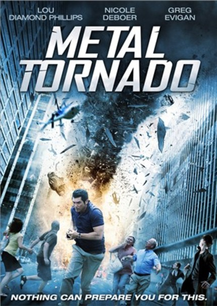 Look Out! The METAL TORNADO Touches Down In May!