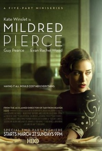 MILDRED PIERCE Review