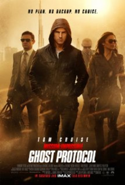 MISSION: IMPOSSIBLE - GHOST PROTOCOL Review