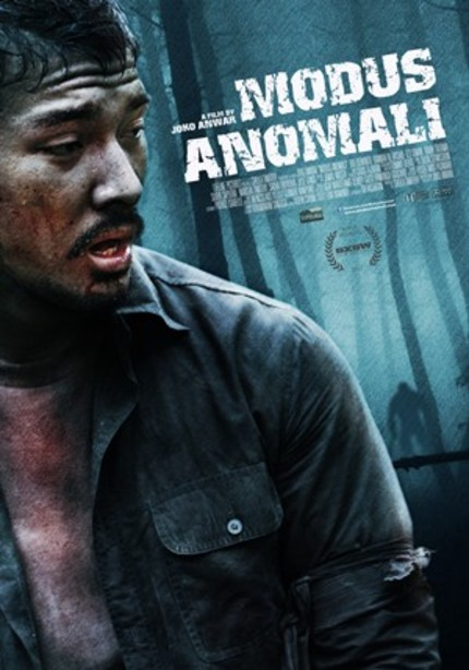 SXSW 2012: Official Poster For Joko Anwar's MODUS ANOMALI