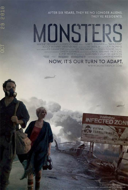 TIFF 2010:  MONSTERS Review
