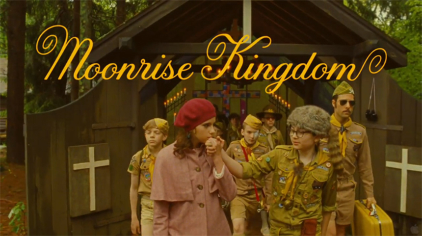 Kingdom Come: New Pics from Wes Anderson's MOONRISE KINGDOM